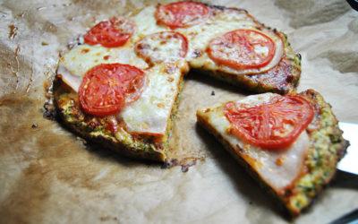 Cukiniowa pizza