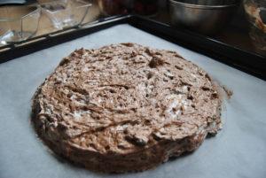 Bezglutenowe ciasto z truskawkami 3