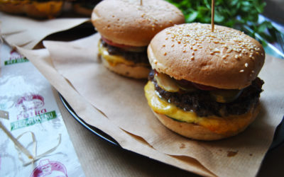 Bezglutenowe burgery